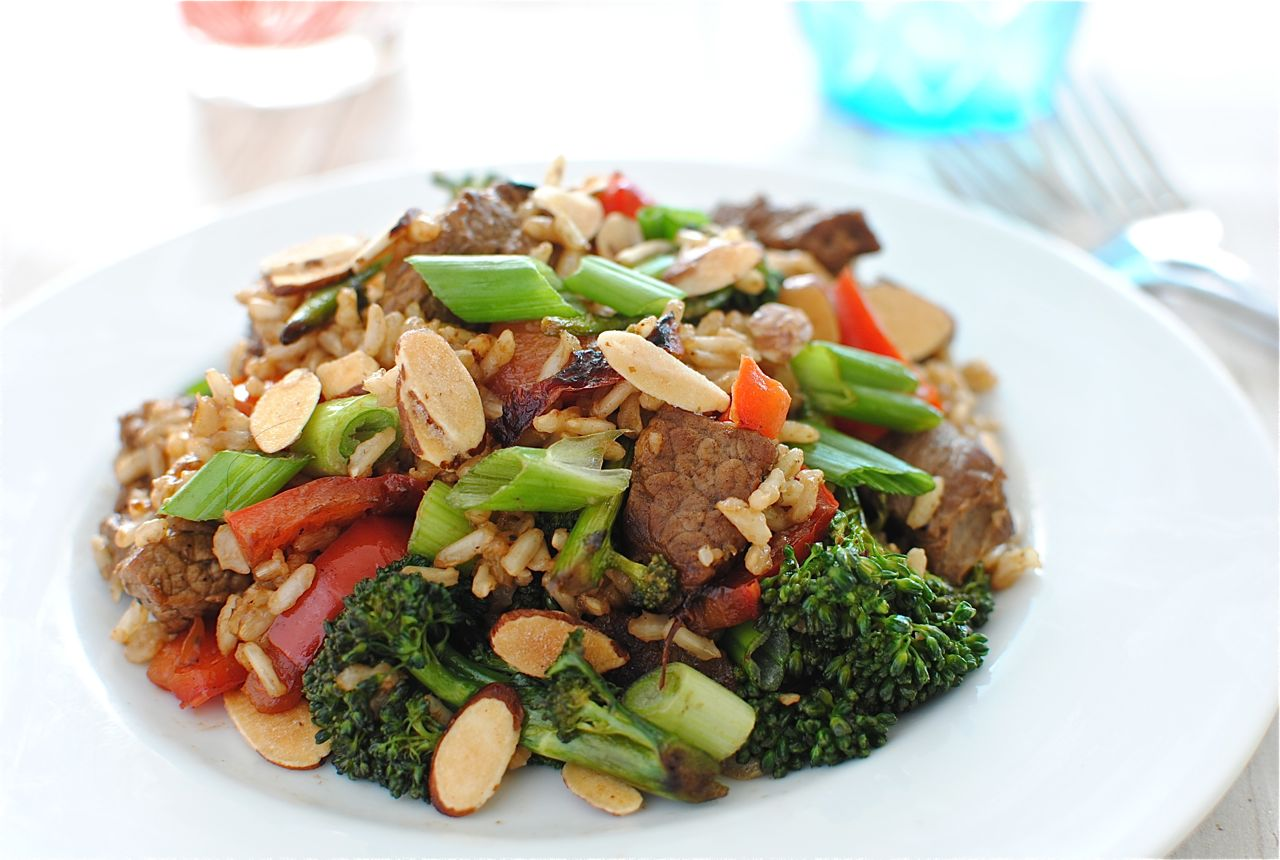 Chinese Beef and Broccoli - Bev Cooks