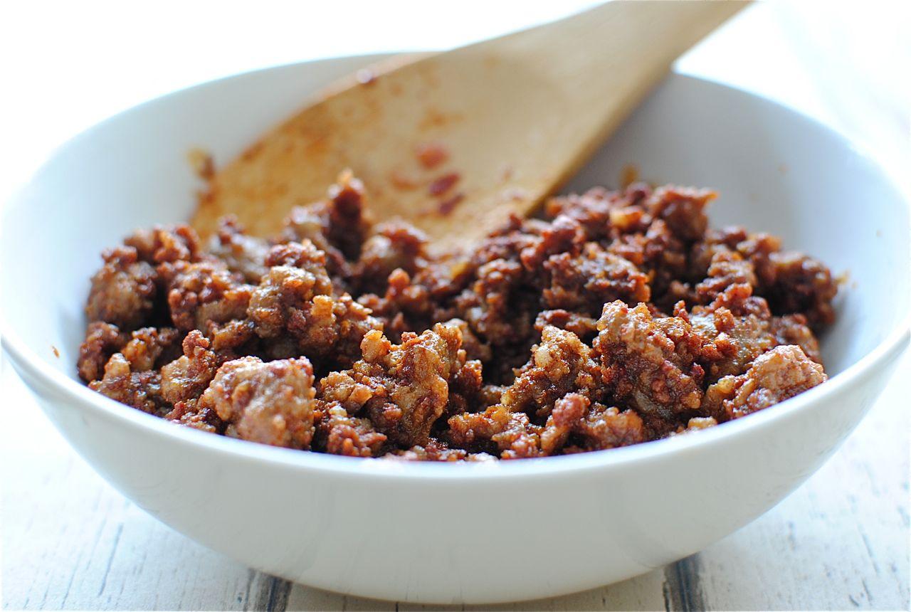 Polenta And Sausage Pie Recipe — Dishmaps