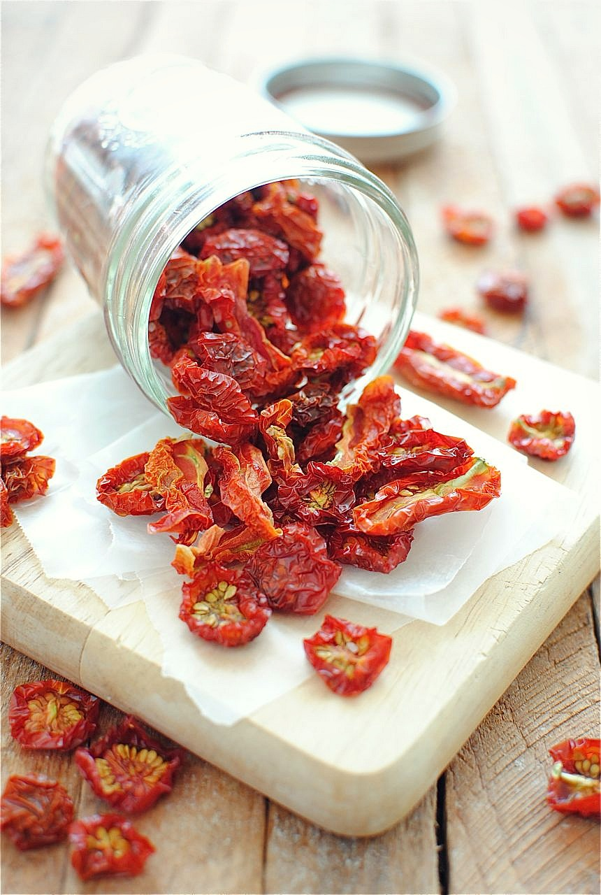 Dehydrating Tomatoes 101