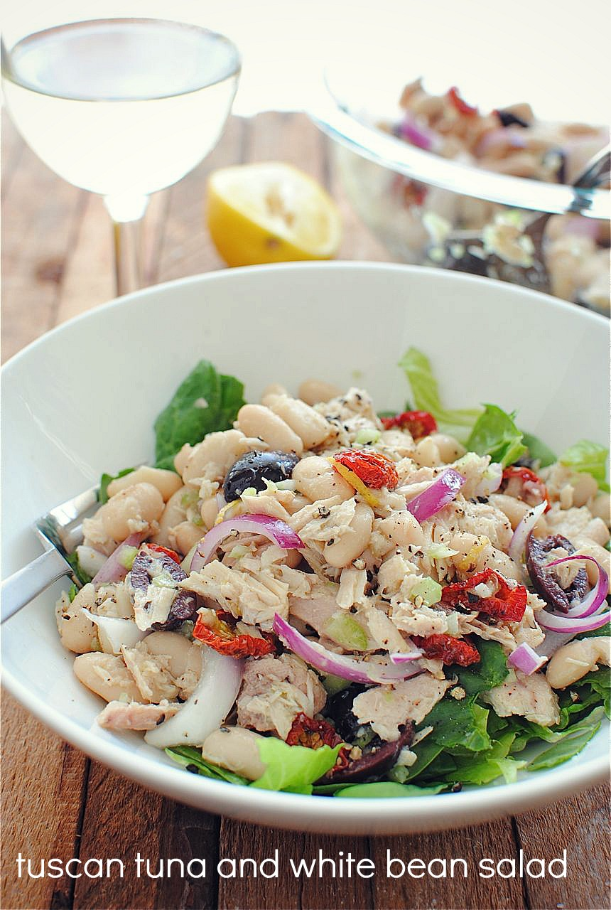 pasta with tuna and capers in white wine sauce healthy tuna salad