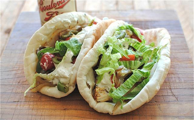 Chicken Shawarma | Bev Cooks