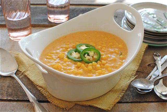 Maple-Orange Sweet Potato Mash & Slow Cooker Creamed Corn - Bev Cooks