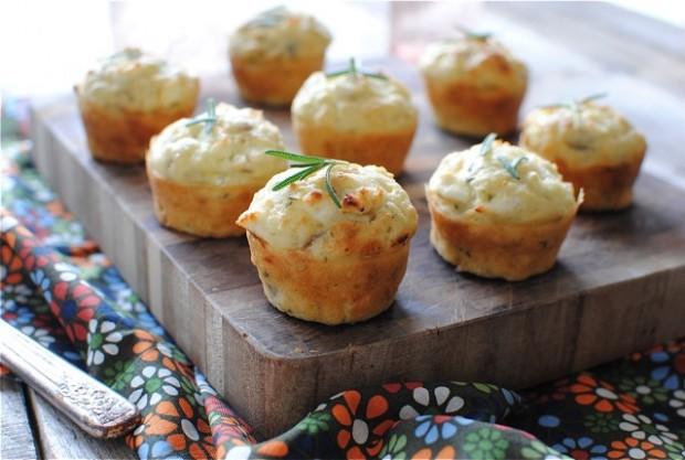 savory mini muffins