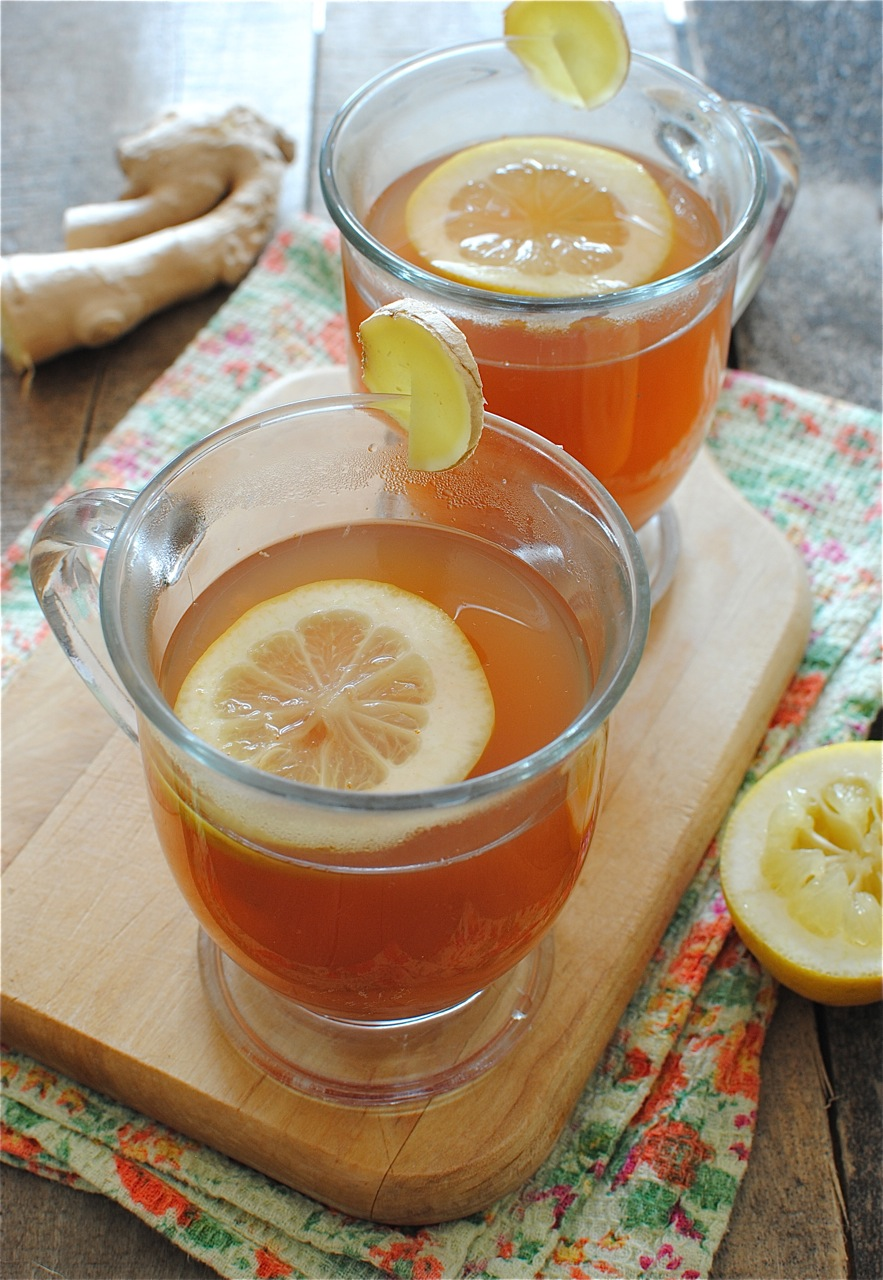 Sriracha Hot Toddy with Honey and Lemon | Bev Cooks