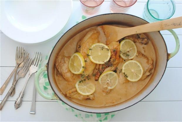 creamybasilchicken