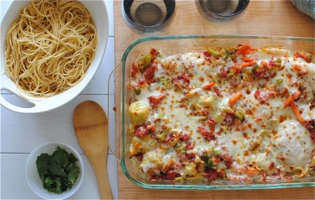 Italian Chicken and Veggies