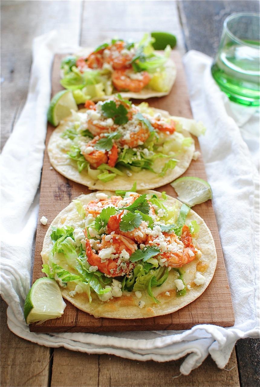 shrimp tostadas with grilled shrimp tostadas with shrimp tostadas ...