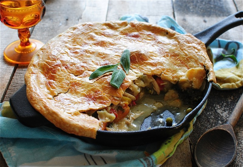 Skillet Chicken Pot Pie America S Test Kitchen