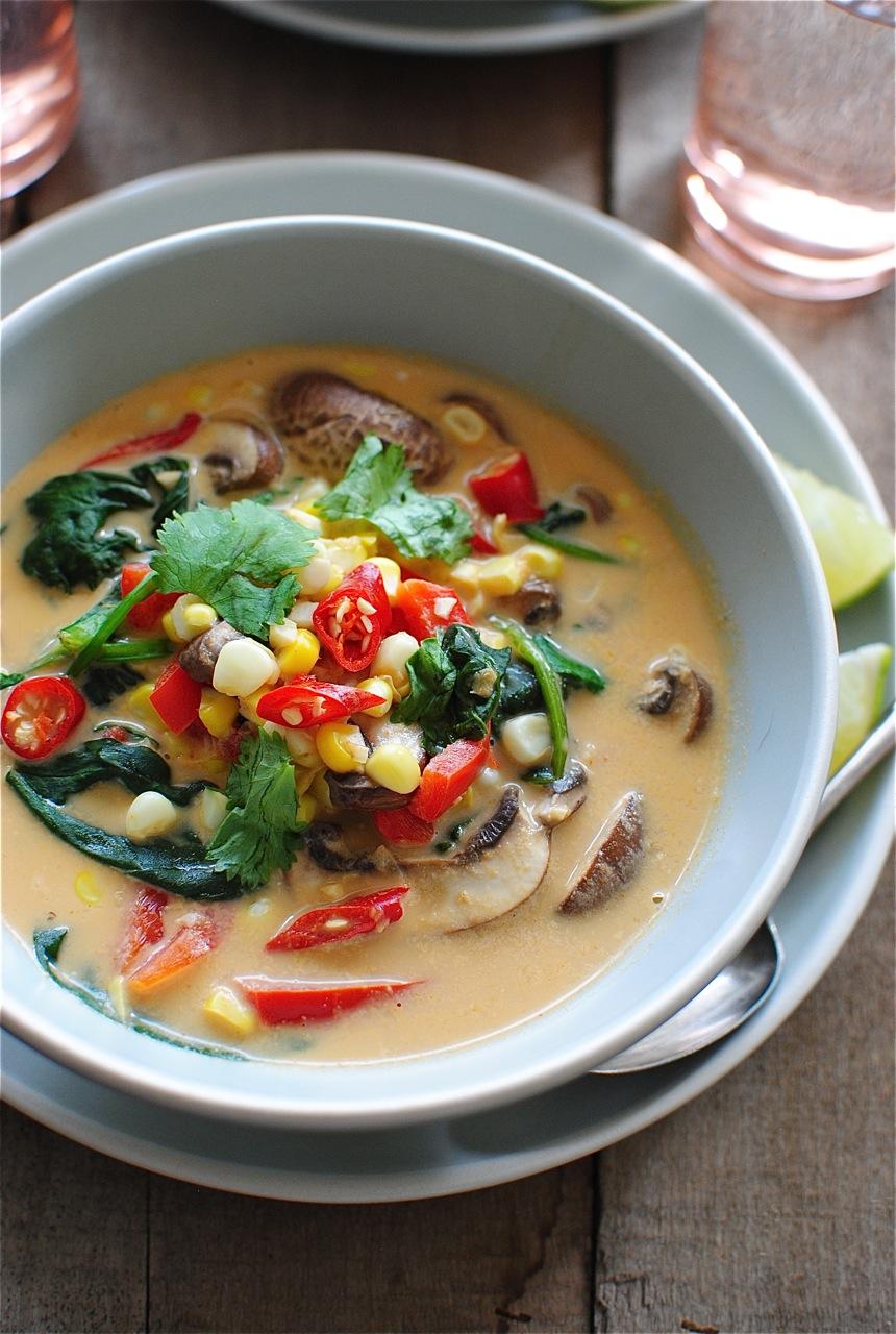 ... the best thai coconut soup thai recipe the best thai coconut soup