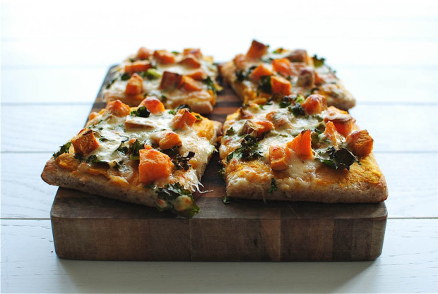 butternut pizza