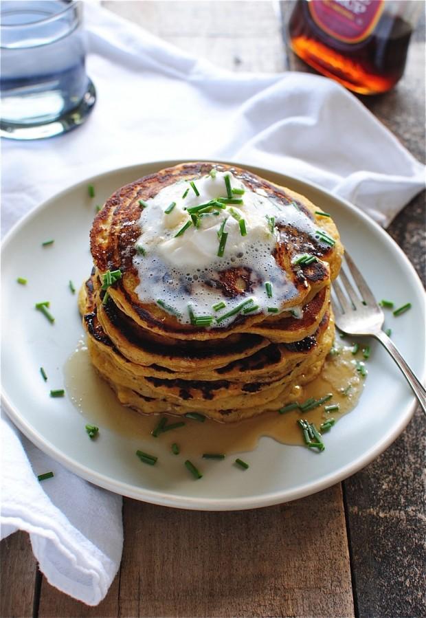 acornsquash pancakes