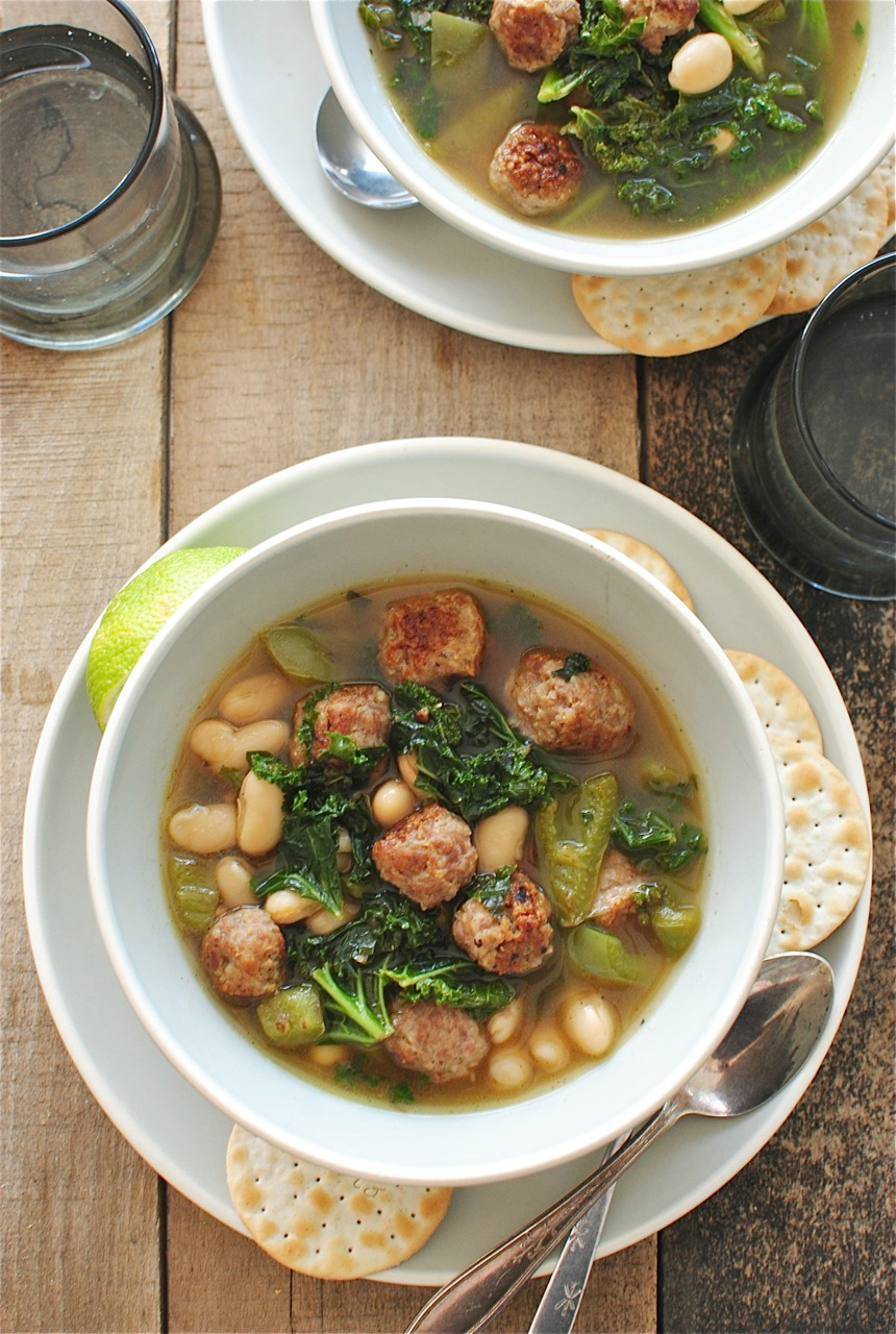 ... pepper flakes turkey sausage kale and white bean soup recept yummly