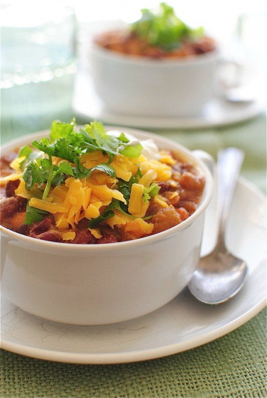 Chipotle Chicken Chili + a Pioneer Woman Cookbook Giveaway ...
