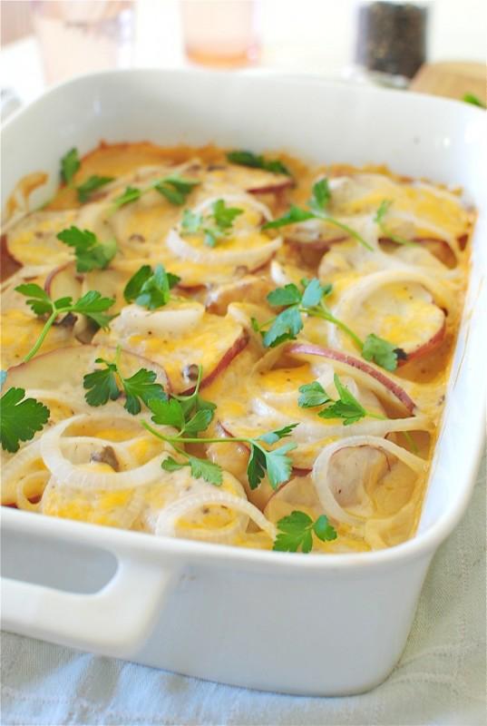 Pork Chop Casserole / Bev Cooks