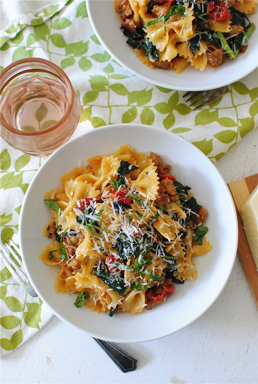 italian sausage with tomatoes italian sausage and kale spaghetti with ...