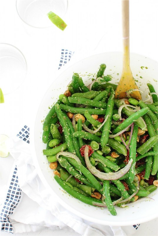 Thai Three-Bean Salad