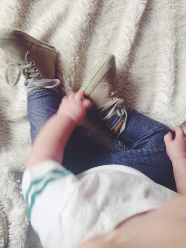 Babies and Weekend Stuff