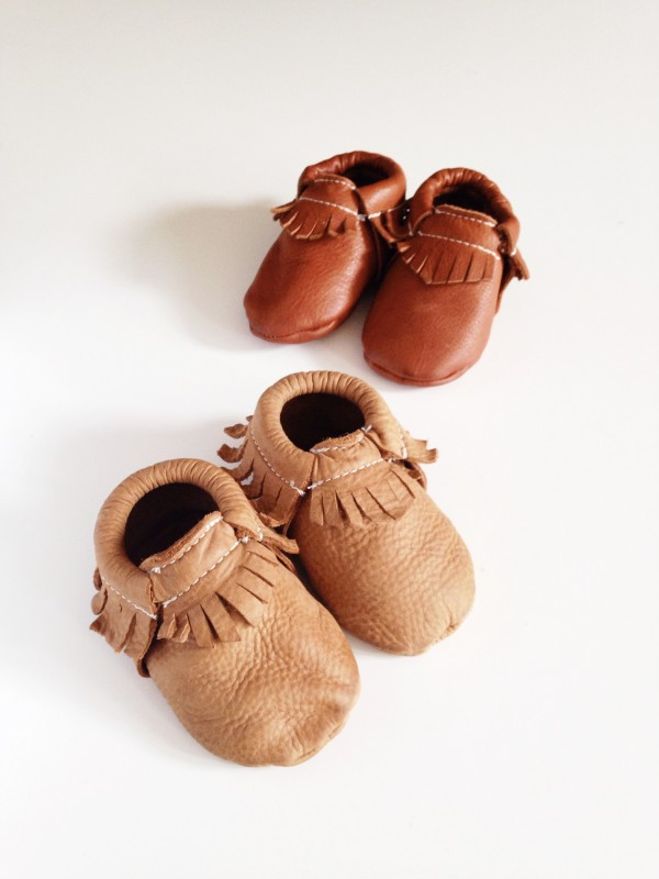 Willow and Fig Moccasin Giveaway