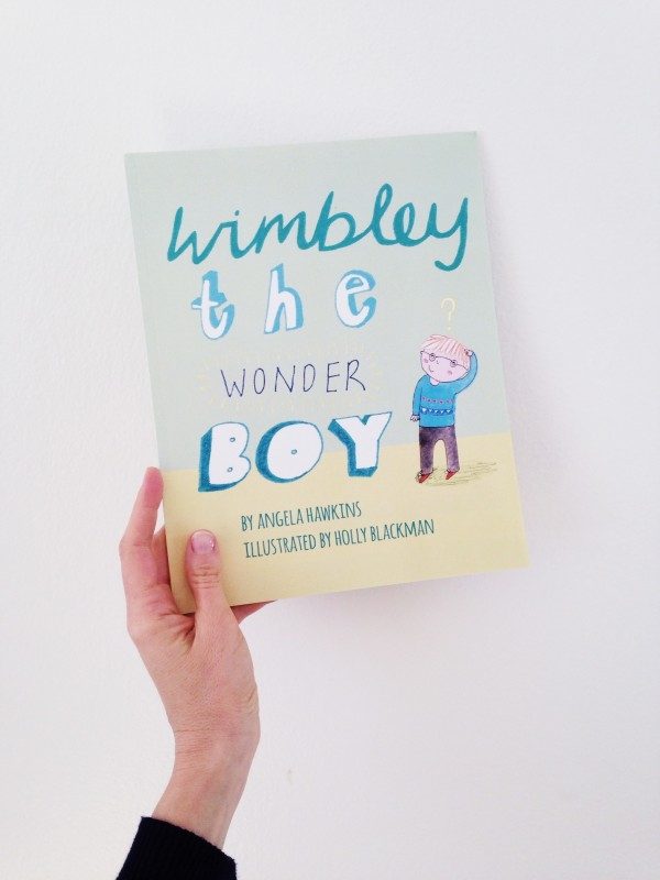 Friday Flotsam / Wimbley The Wonder Boy Giveaway