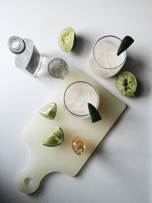 Friday Flotsam - Coconut Margaritas