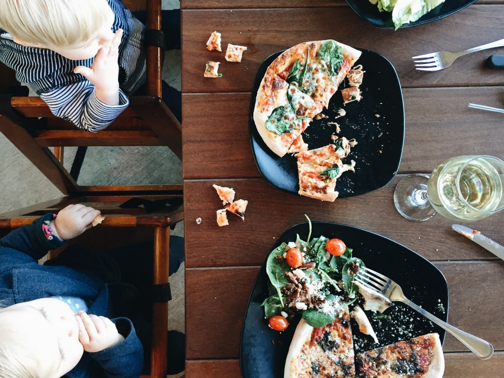 Friday Flotsom - pizza!