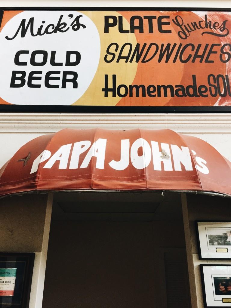 Papa John's Trip / Bev Cooks