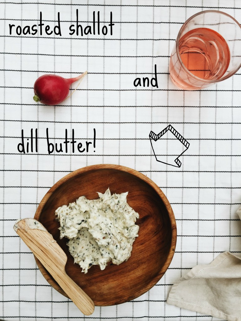 Compound Butter: Three Ways! / Bev Cooks