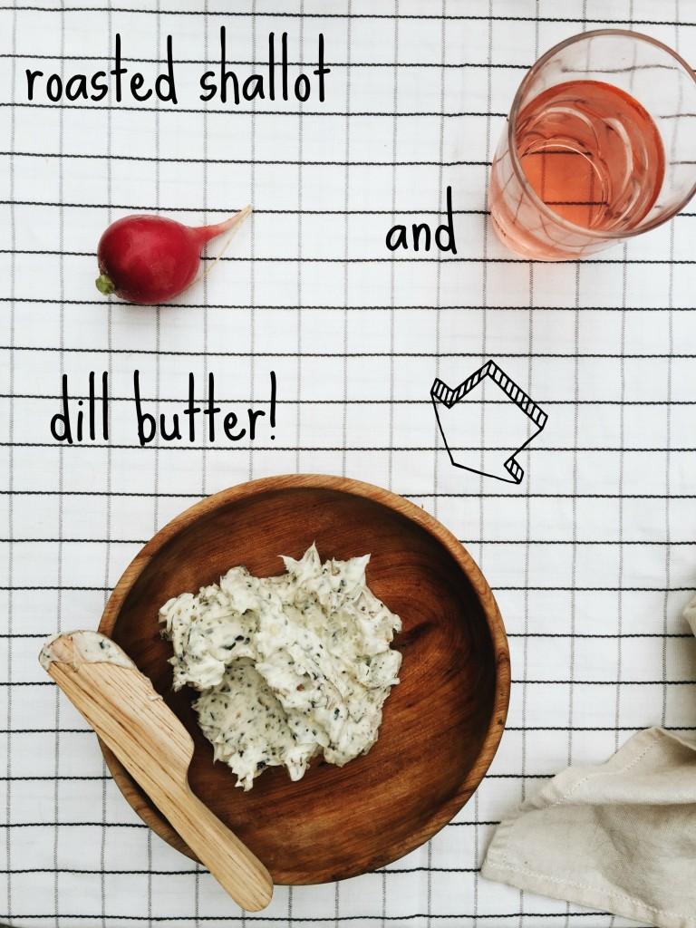 Compound Butter: Three Ways! / Bev Cooks