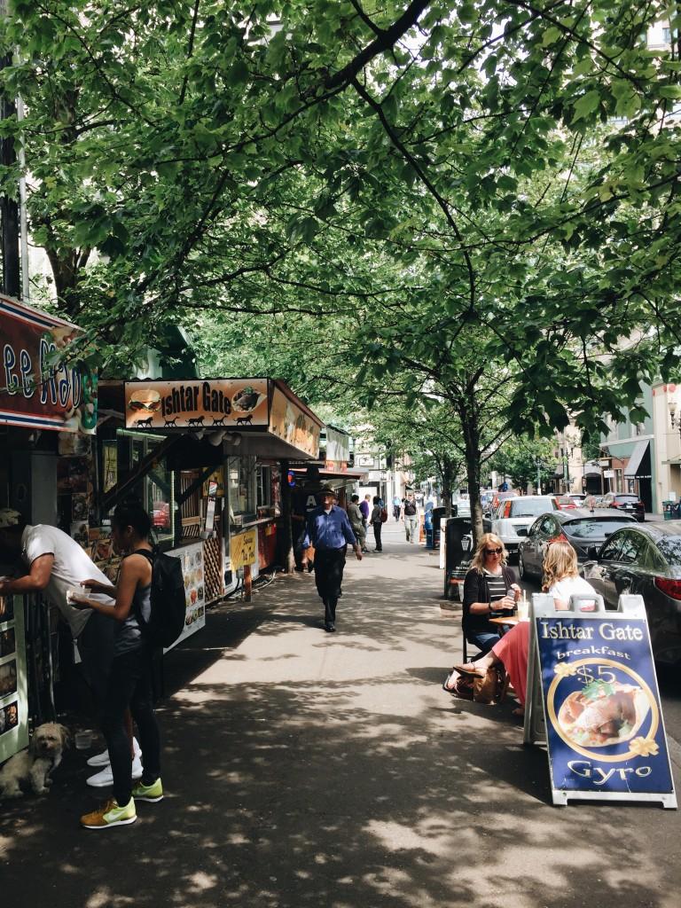 My Time in Portland / Bev Cooks