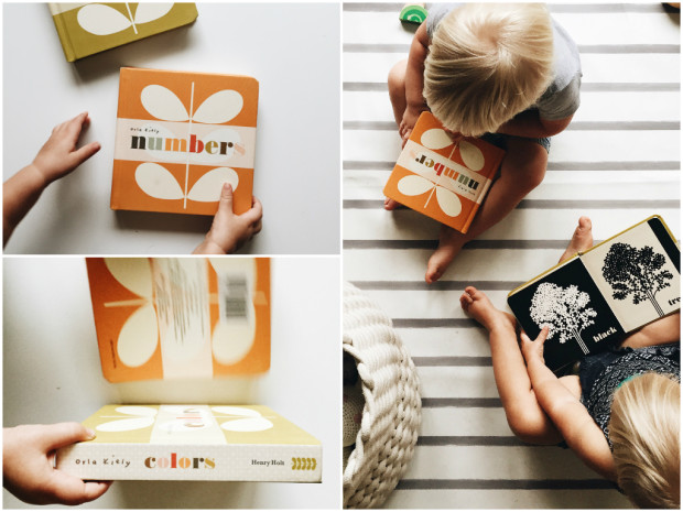 What We're Diggin' - Orla Kiely Books