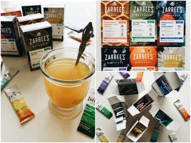 What We're Diggin' - Zarbee's Vitamin Drinks