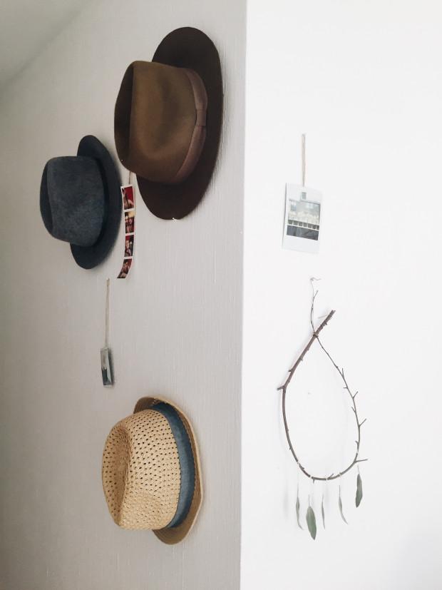 "DIY: Sage ""Dream Catcher"" and Eucalyptus ""Wreath"" / Bev Cooks"