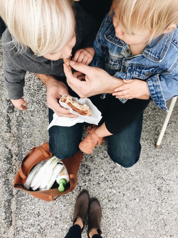 Fall Weidner Weekend / Bev Cooks