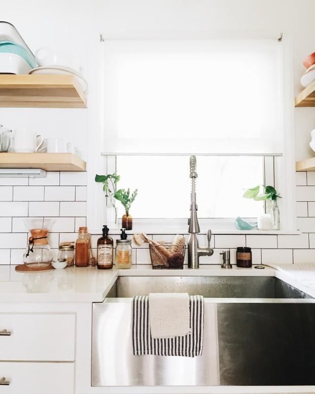 Bev Cooks Kitchen - Featured on At {Mine}