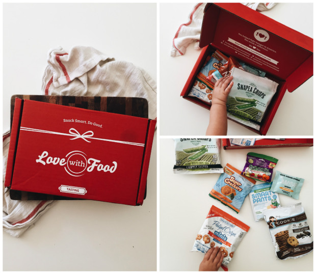 Love With Food Snackbox / Bev Cooks