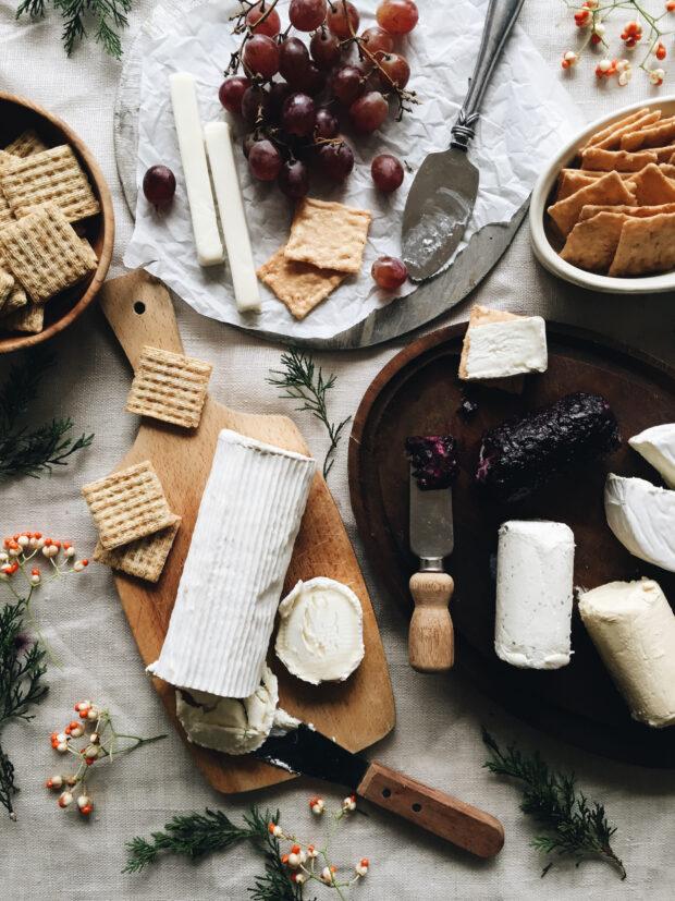 Montchevré Goat Cheese Giveaway / Bev Cooks