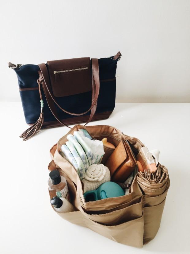 Lily Jade Diaper Bag Review / Bev Cooks