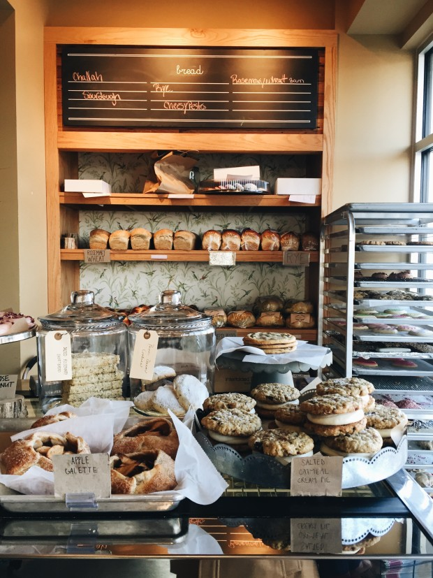 Friday Flotsam / Bev Cooks (heirloom bakery in kansas city)