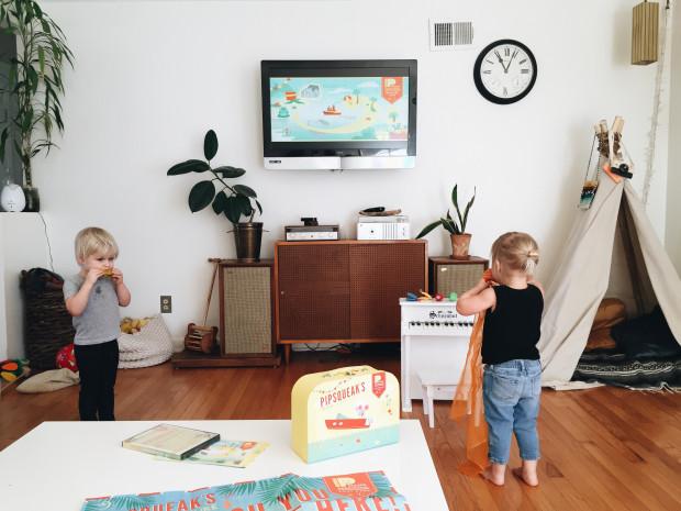 What We're Diggin' - Piano Preschool