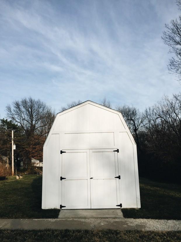 Prairie Village Barn