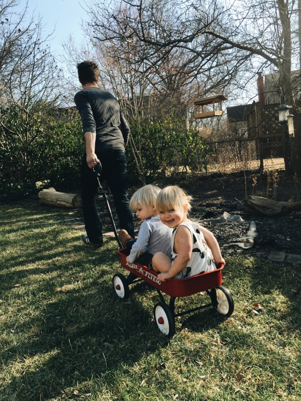 Wagon rides for days