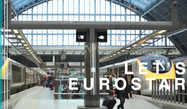 Eurostar!