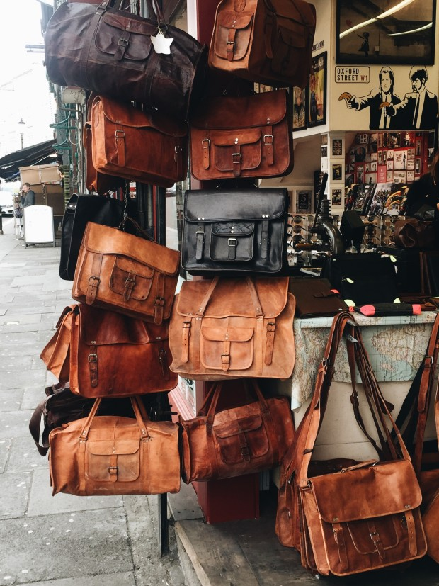 Leather Bags in London