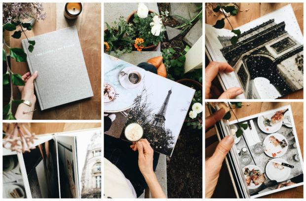 Artifact Uprising Layflat Album / Bev Cooks