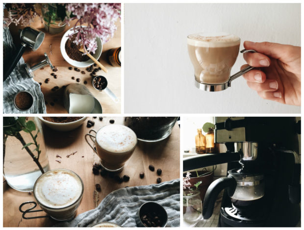 Homemade Cappuccinos - Bev Cooks
