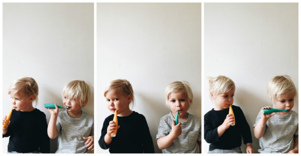 Foreo Kid Toothbrushes / Bev Cooks