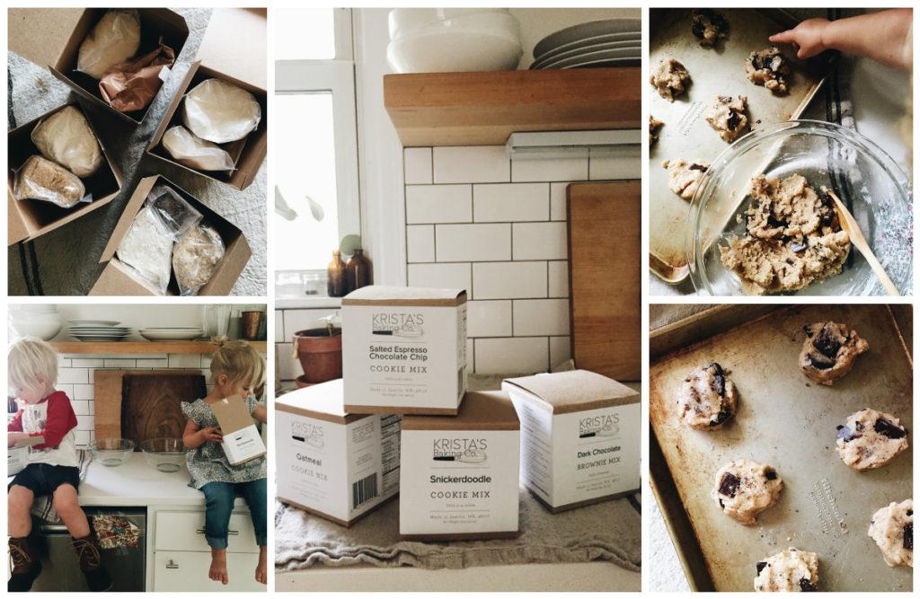 Krista's Baking Company / Bev Cooks