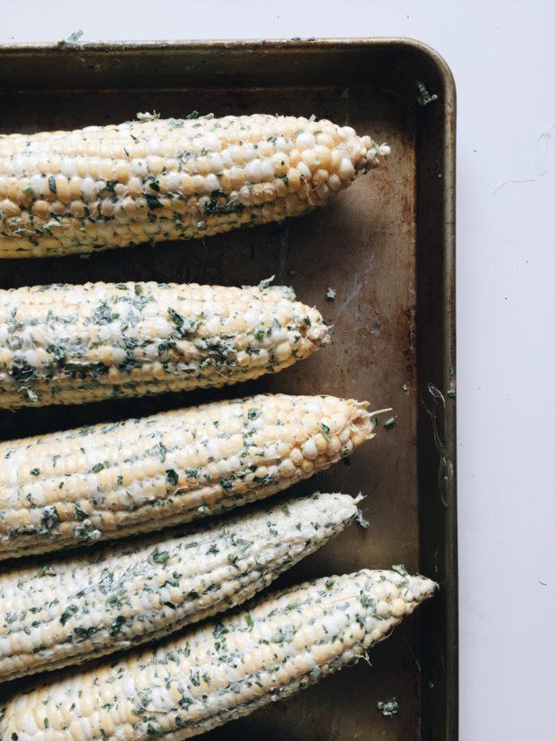 Easiest Mexican Street Corn / Bev Cooks