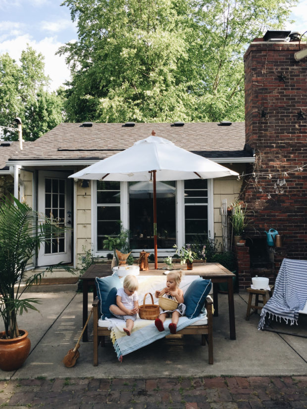 Patio Livin' - Plus a Discount!