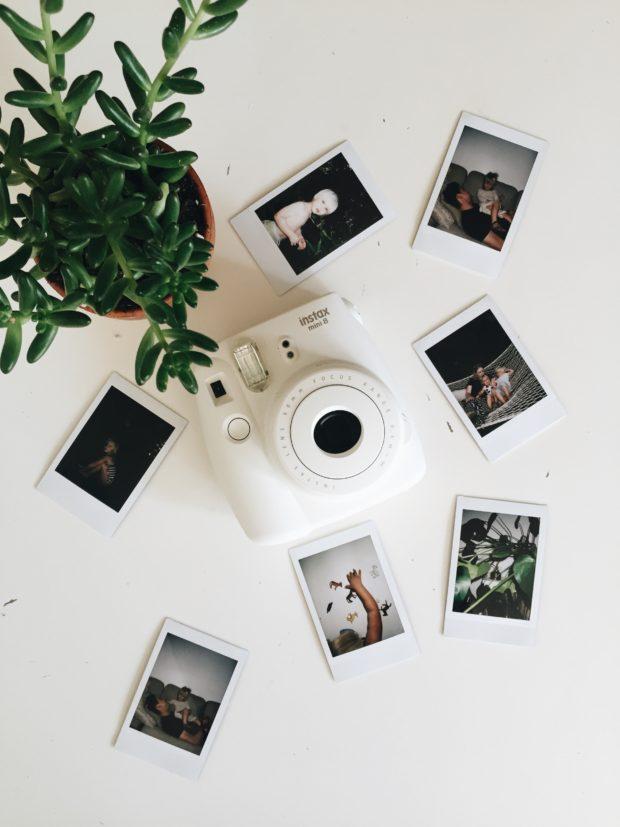 Polaroids with the Instax Mini 8